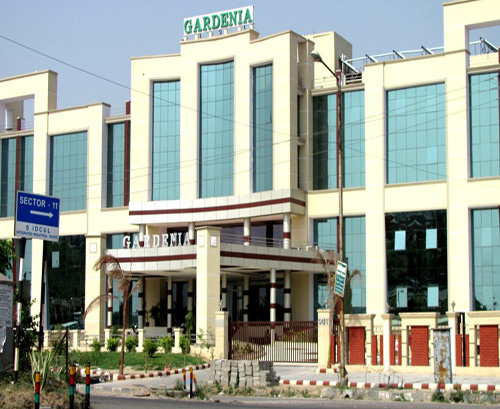 Gardenia Spa and Resort Hotel Haridwar