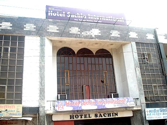 Sachin International Hotel Haridwar
